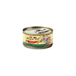 Fussie Cat Canned Cat Food- Buy 6, Get 2 Free