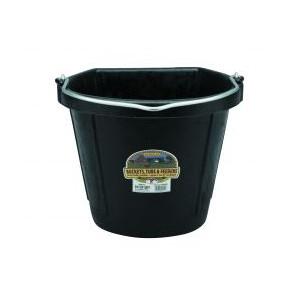 20qt Flat Back Bucket $7.99