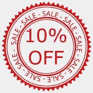 10% Off Concrete Equipment