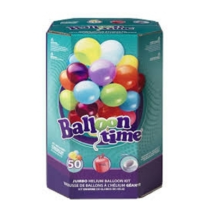 DISPOSABLE HELIUM TANK, 50 BALLON TANK