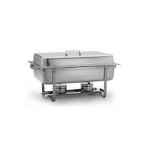 CHAFER, 8 QUART RECTANGULAR