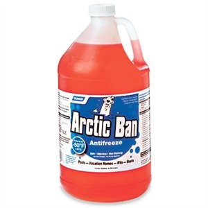 Sale 2/$5.00 - 1 Gal. Arctic Ban RV Antifreeze