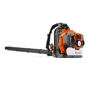 Husqvarna 350BT Backpack Leaf Blower, Tube Mount