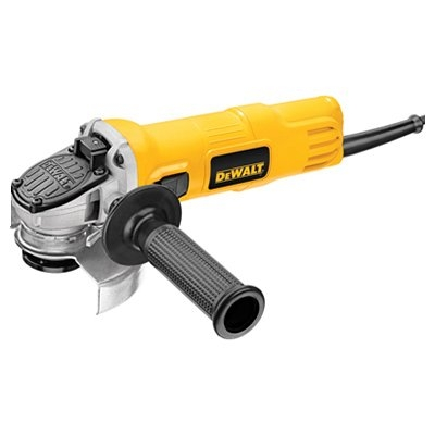 $59.99 DeWalt Angle Grinder with One-Touch Guard
