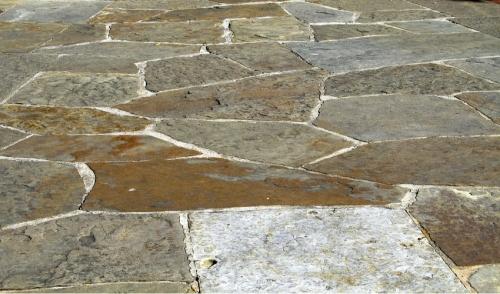 Install a Flagstone Walkway