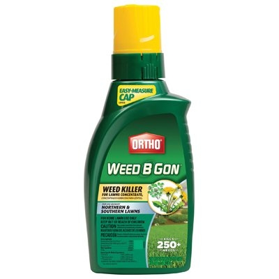 $6.99 for Ortho Weed B Gon Lawn Weed Killer