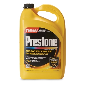 $10.99 for Prestone Concentrate Antifreeze/Coolant