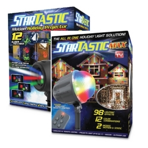 $39.99 for StarTastic Holiday or Max Projector