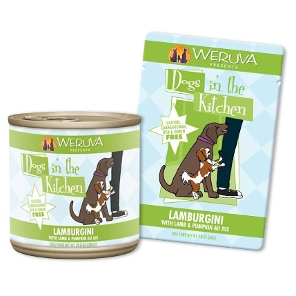 Weruva Dogs in the Kitchen Lamburgini for Dogs 10oz