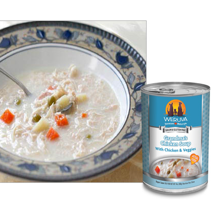 Weruva Grandma's Chicken Soup for Dogs 5.5oz