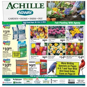CHECK OUT OUR CURRENT SALES FLYER!