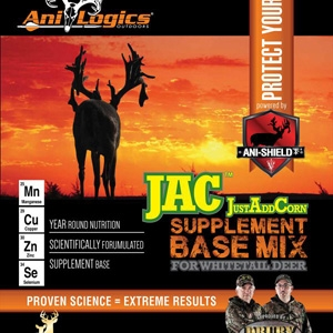 Ani-Logics JAC-Just Add Corn Base Mix 50lb