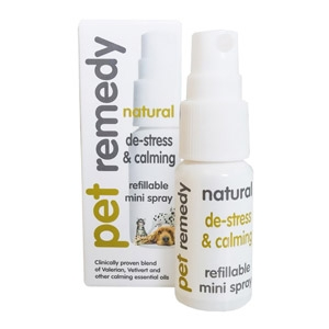 Pet Remedy Refillable Mini Pet Calming Spray 15ml