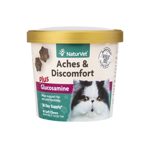 Aches & Discomfort Cat Soft Chews 50 Count