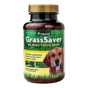 NaturVet GrassSaver Tabs 500ct