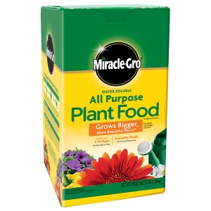 Miracle-Gro® All Purpose Plant Food 8oz- Free!