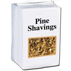 Free Bag of Pine Shavings!