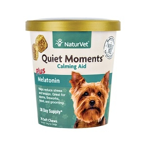 NaturVet Quiet Moments® Dog Soft Chews 70ct