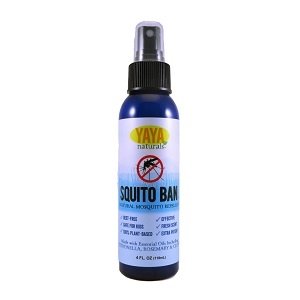 Squito Ban Mosquito & Black Fly Repellent 4oz