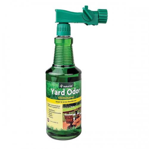 NaturVet Yard Odor Eliminator Stool & Urine Deodorizer 16 fl. Oz. Refill