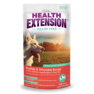 Health Extension GF Buffalo & Whitefish Recipe 1lb