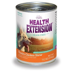 Health Extension GF Chunky Chicken Stew Canned Recipe 13.2oz