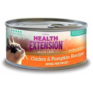Health Extension GF Chicken & Pumpkin Feline Canned Recipe 2.8oz