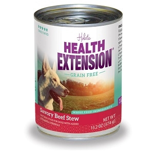 Health Extension GF Savory Beef Stew Canned Recipe 13.2oz