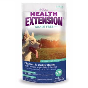 Health Extension Grain Free Chicken & Turkey Dog Food 10lb