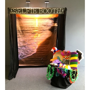 Selfie Booth Backdrops