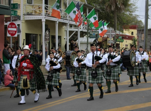 The St. Augustine Celtic Music & Heritage Festival
