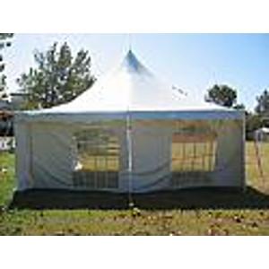20X20 Pole Tent/Canopy