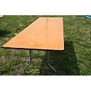 8' Rectangular Table
