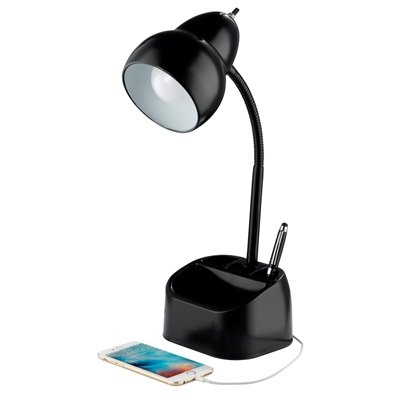 Sale $19.99 LED Desk Lamp With USB Port