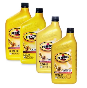$2.99 Pennzoil Qt. Conventional Motor Oils