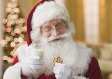 Breakfast with Santa in Syracuse