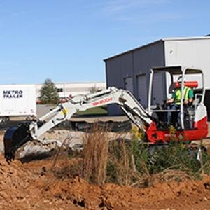 Takeuchi TB2306600 lb. Excavator