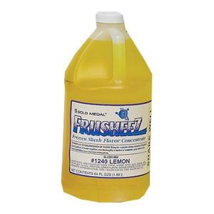 Gold Medal Lemon Frusheez