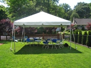 TP#3: 15x15 Tent PACKAGE (Seats 16)