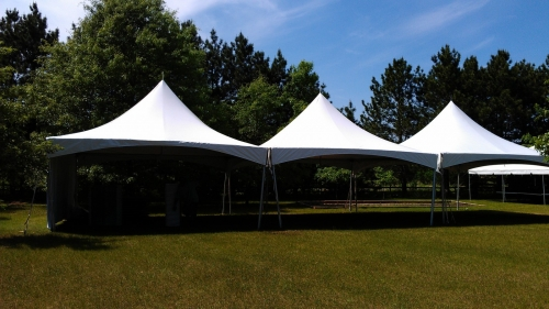 TP#7: 20x60 Tent PACKAGE (seats 96 people)