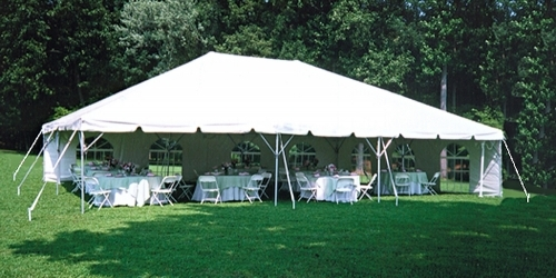 TP#9: 30x40 Tent PACKAGE (seats 96)