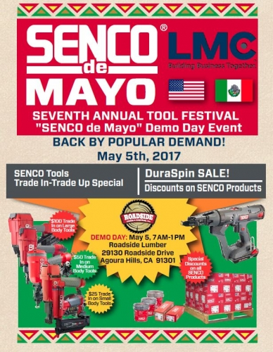 SENCO de Mayo Demo Day