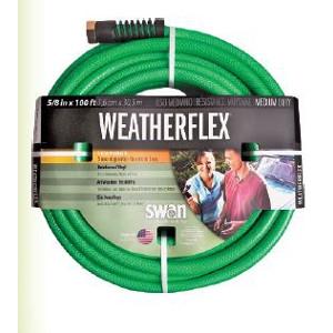 5/1-In. X 100-Ft. Weather Flex Garden Hose