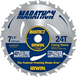 7-1/4 in. Diameter Circular Saw Blade - $7.99