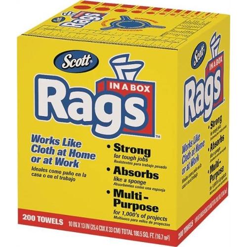 Scott Multi-Purpose Painters Rag