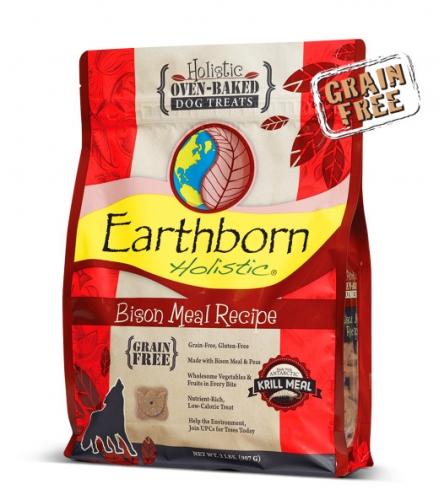 Earthborn Holistic® Oven-Baked Dog Treats