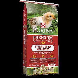 $1.00 Off Purina® Start & Grow