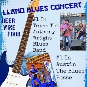 Llano Blues Concert
