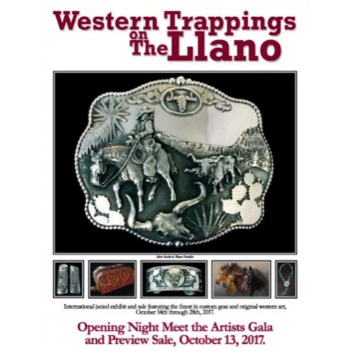 Western Trappings on the Llano