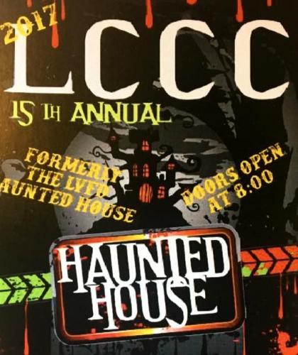 Llano Haunted House